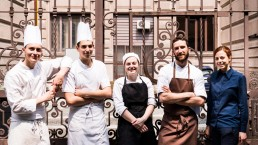 Team Cannavacciuolo Bakery